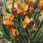 Ираида Чобану –  «Медитация: Цветы»