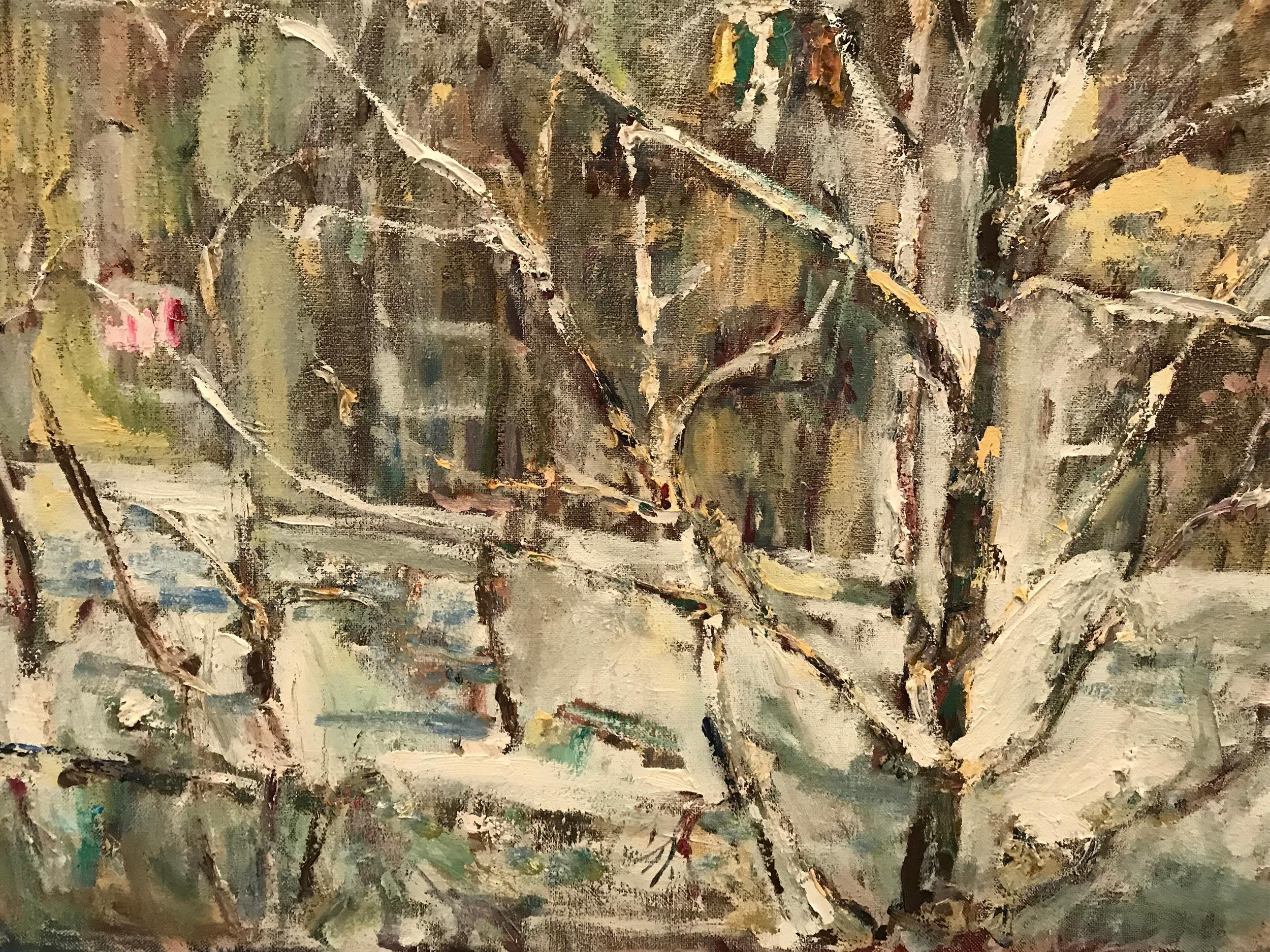 Ираида Чобану – «Медитация: Зима»